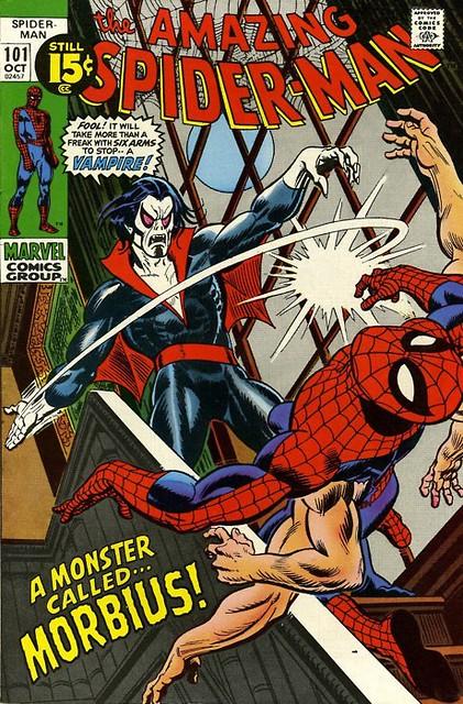 Morbius (Dr. Michael Morbius)