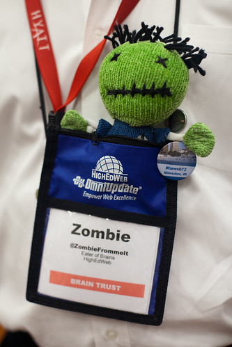 Zombie Frommelt badge
