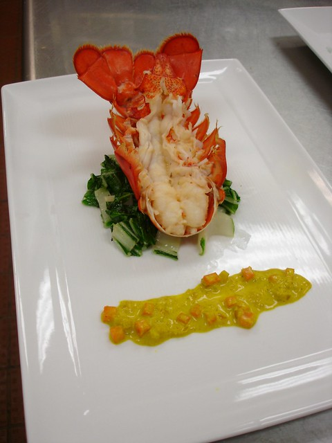 Art Culinaire: Thai Spiced Lobster | Flickr - Photo Sharing!