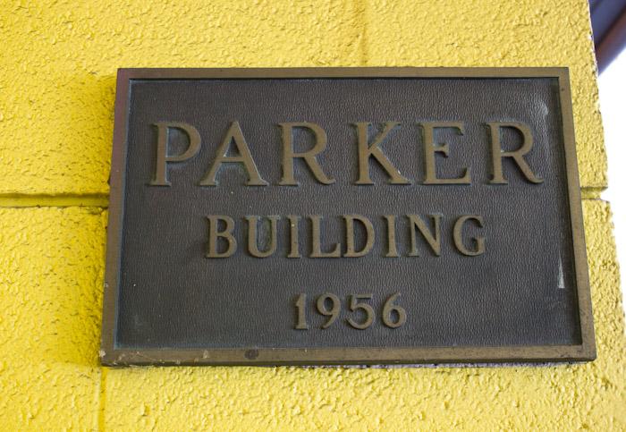 Parker Building.