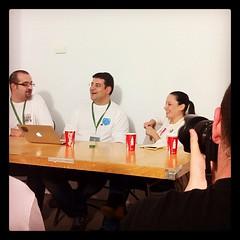 @nacu @serantes y @doalvares sobre podcasting #EBE11 #podcasting