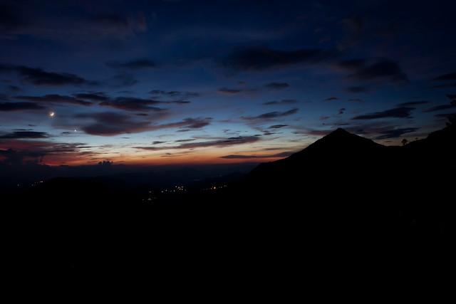 Valparai at Night