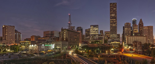 longexposure light panorama skyline night 50mm f14 sony houston sigma alpha hdr a850
