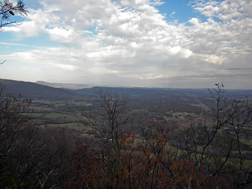 knoxville tennessee hike housemountain heartsoul