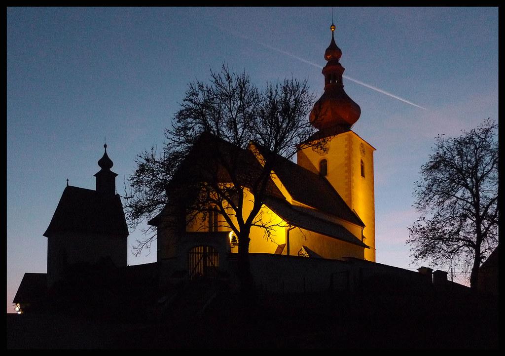 St Pankrazen österreichische Landkirche Sankt Pankraz Flickr