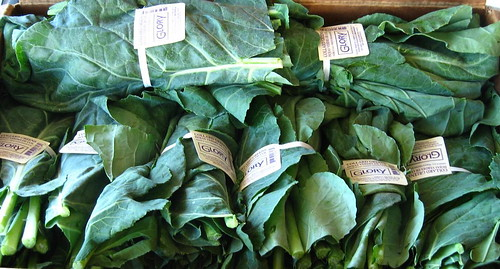 Glory Foods Fresh Collard Greens
