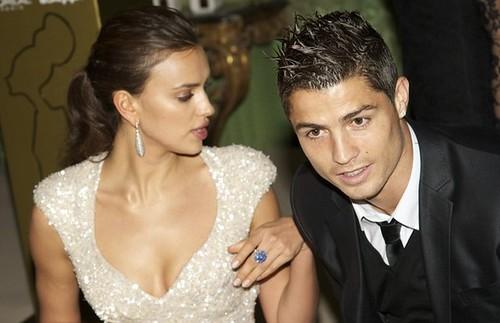 Cristiano Ronaldo dan Irina Shayk by Blog Gallery