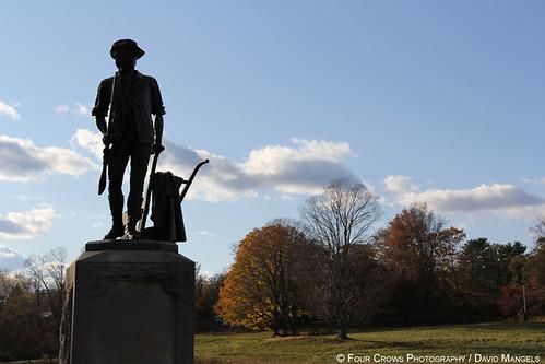 Minuteman Statue 001