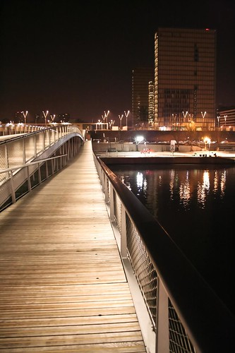 Passerelle Simone BNF by esquimo_2ooo