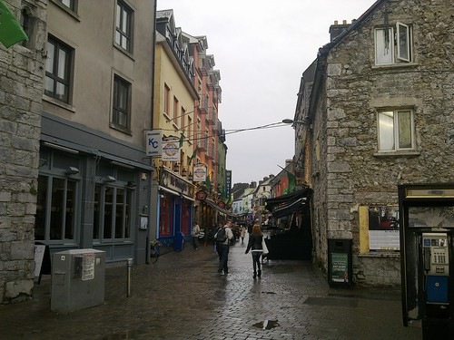 My first time in Galway since '99!