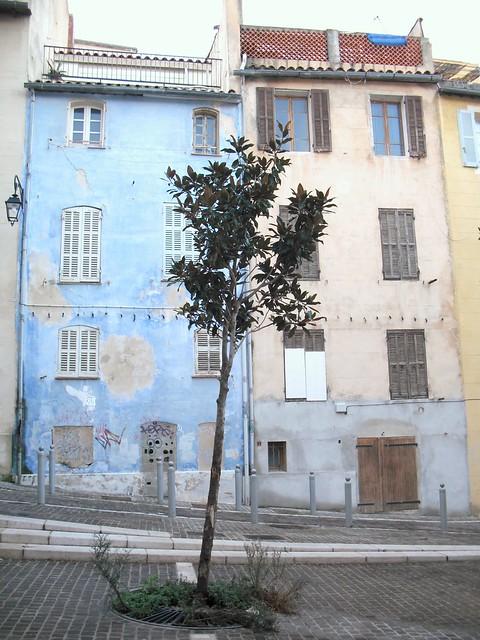 Marseille - Rue du, Fujifilm A100