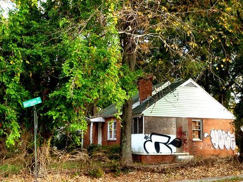 The Broken House on Fortune Street