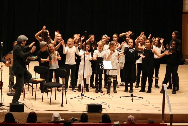 Singh & Goldschmidts akademi for mellemøstlig musik