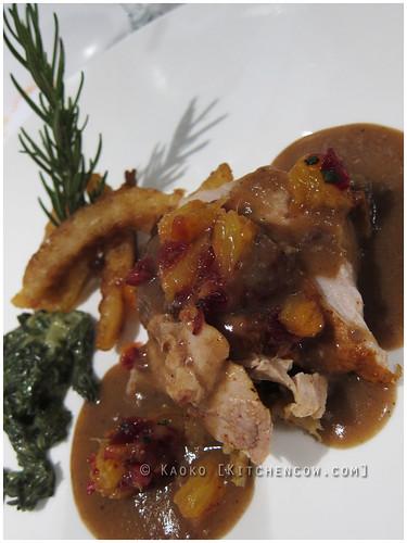 US Potato Board Thanksgiving Dinner - Roast US Tom Turkey