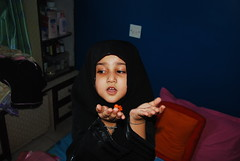 Marziya Shakir And The Hijab by firoze shakir photographerno1