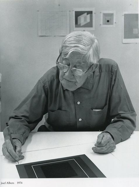 Josef Albers, 1974