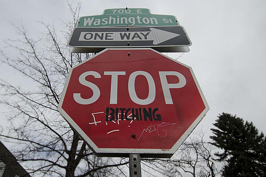 Stop Bitching