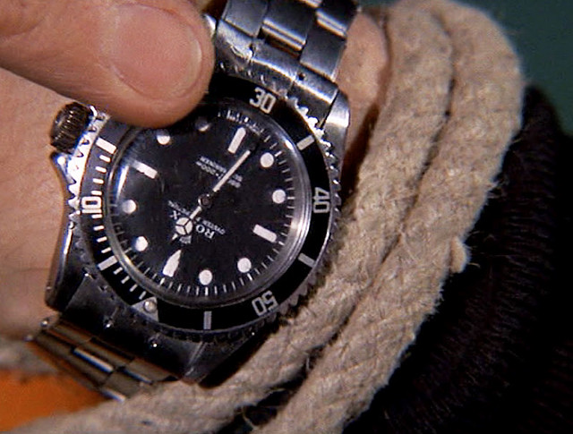 rolex submariner 007
