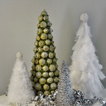 Handmade Christmas Trees Pt. 1