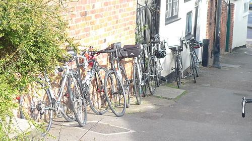 Lots of Bikes...