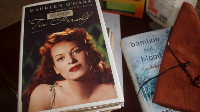 'Tis Herself: A Memoir Maureen O'Hara and John Nicoletti