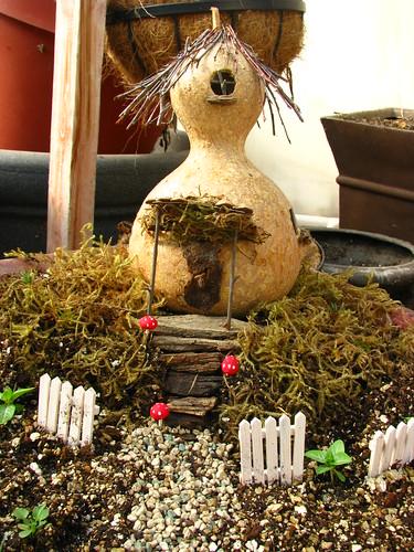Fairy Gourd House