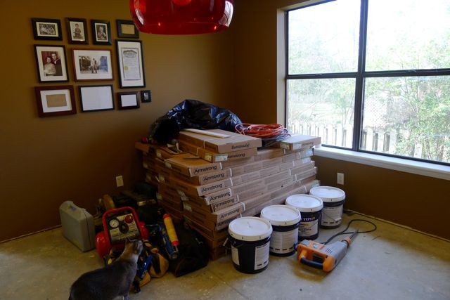 Flooring Pile