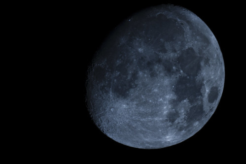 My best Moon Pic - Attempt 7