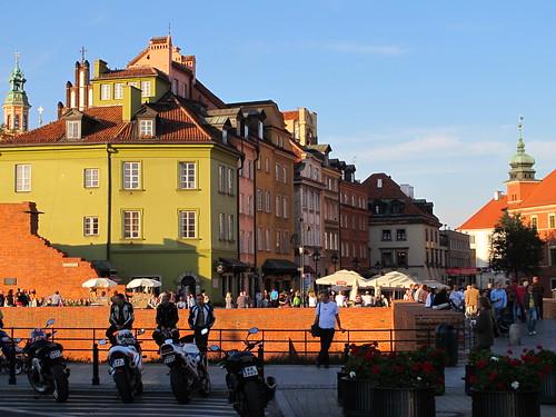 Destino Varsovia