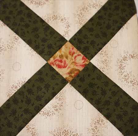 No 36 Kentucky Crossroads Civilwar Quilts 2011