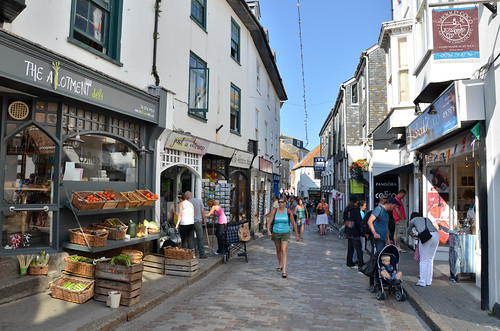 Fore Street, St Ives