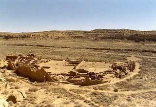 Chaco Culture National Historical Park, Pueblo Bonito