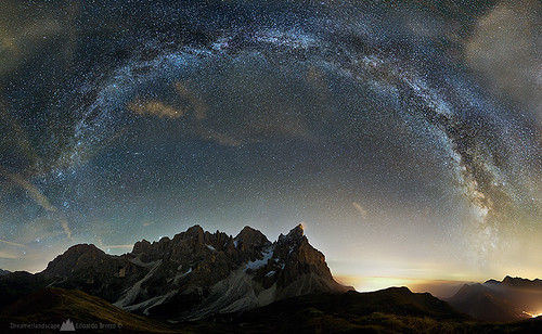 The crown of the Dolomites