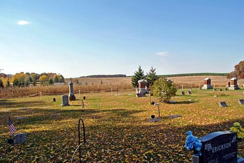 Norton Lutheran Church Cemetery, Dunn County, WI