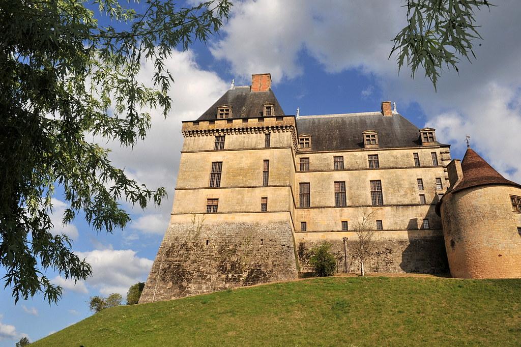 Château de Biron - Dordogne