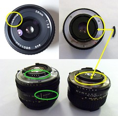 Tokina 28mm f2.8 SL chipped!!!