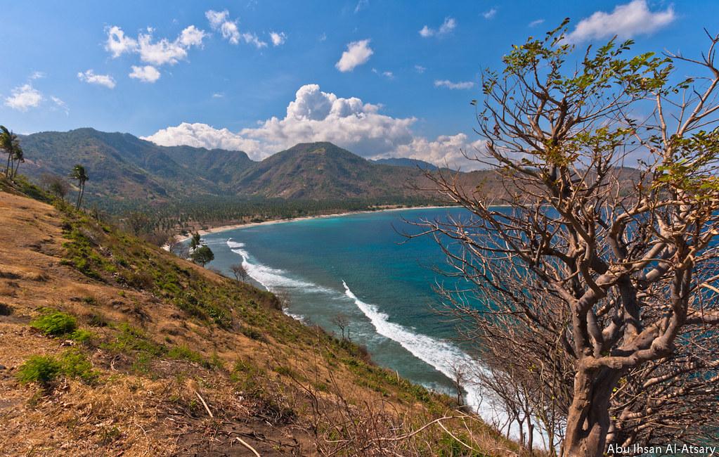пляж Malimbu