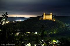 old castle willibaldsburg