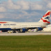 British Airways | 747-400 | G-CIVB | MIA