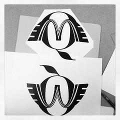 logo, symbol, trademark, illustration,