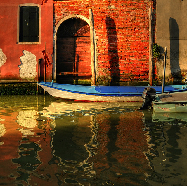 the colors of Venice - Explore