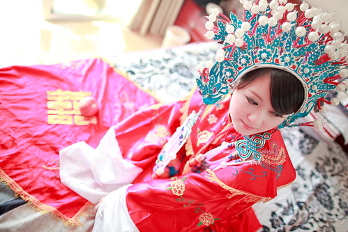 Chinese traditional wedding by 小抖 ♬♫♪♩Kido