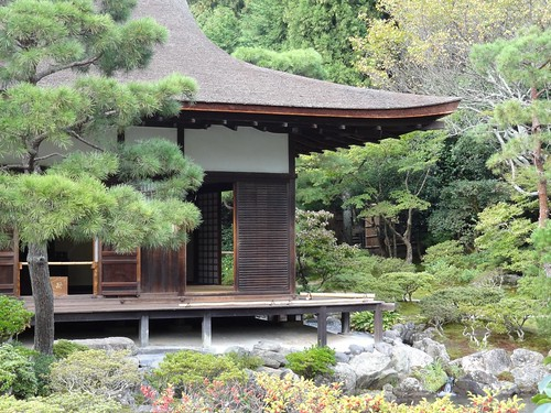 Silver Pavilion - Kyoto by girl from finito