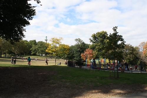 Fort Greene Park 2011