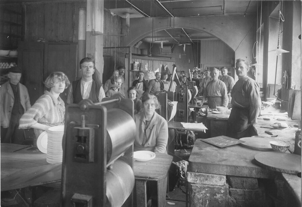 Rörstrands Porslinsfabriker