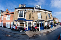 The Lord Nelson, Southwold