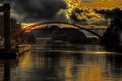 Tempest Over the Rainbow Bridge