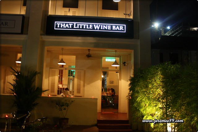 That Little Wine Bar @ Chow Thye Road