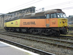 Colas Rail 47749 at Carlisle