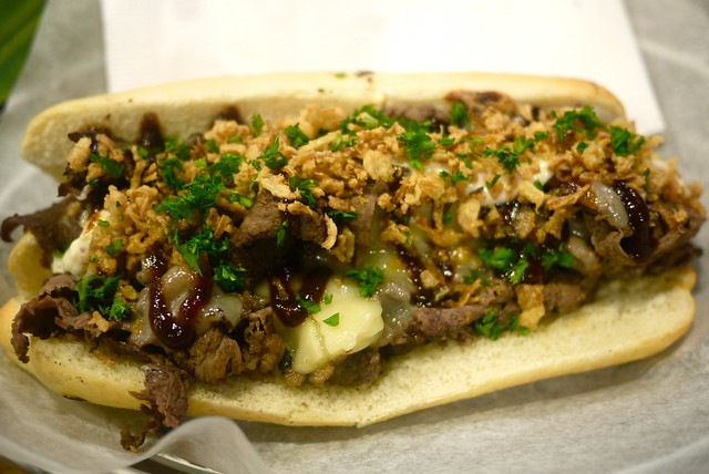 The American Cheesesteak Co. | Davie Street